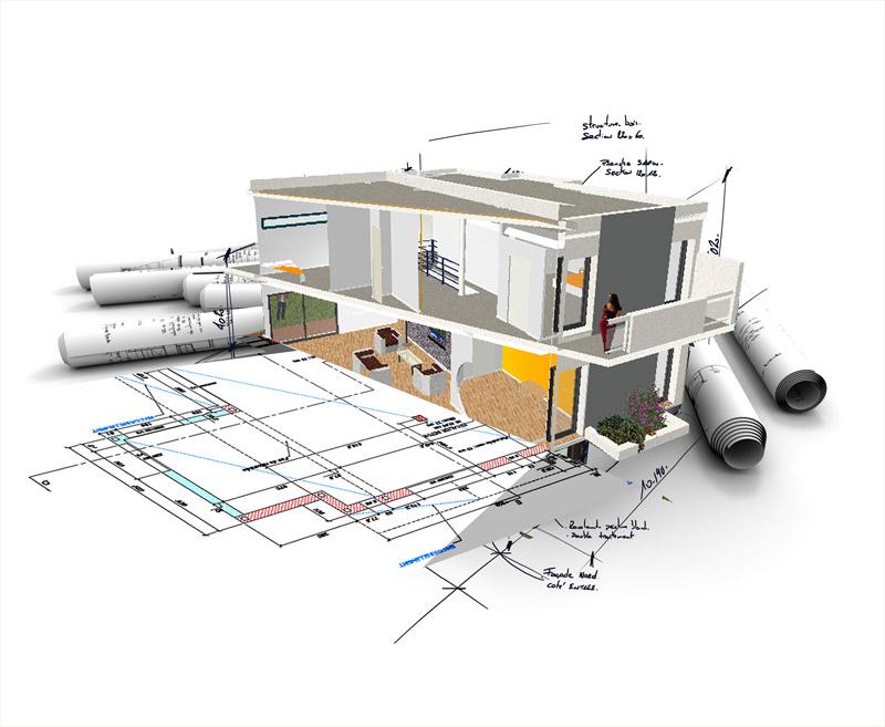 les etapes de la construction d une maison