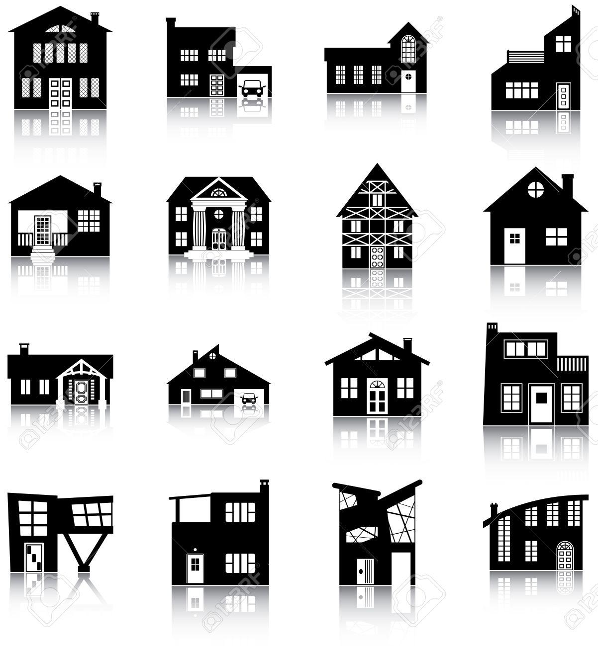 quels sont les types de maison